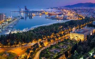 Malaga Property sales reached in 2015 their highest level since the end of 2008